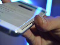 Raspuns la ecranul unic pe care il are Galaxy S6 Edge! Ce telefon a aparut pe net