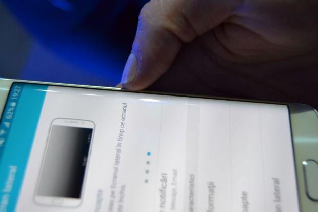 Samsung nu se dezminte! Pregateste cel mai nebun smartphone de pana acum! E SF ceea ce vor sa faca