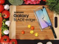 Cea mai amuzanta farsa de 1 aprilie. Samsung a anuntat o noua versiune pentru Galaxy S6, rezistent la apa si foc