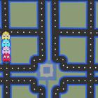Google Pac-Man - una dintre glumele celor de la Google a constat in schimbarea Google Maps. Nu mai e Pokemon ca anul trecut, ci Pac-Man