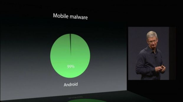 Google a incercat sa distruga un mit lansat de Apple! Replica data la cel mai dur atac al rivalilor