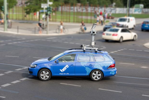 Nokia ar putea vinde si divizia de harti HERE