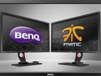 BenQ si Fnatic isi unesc fortele in dezvoltarea de noi tehnologii pentru monitoarele profesionale de gaming
