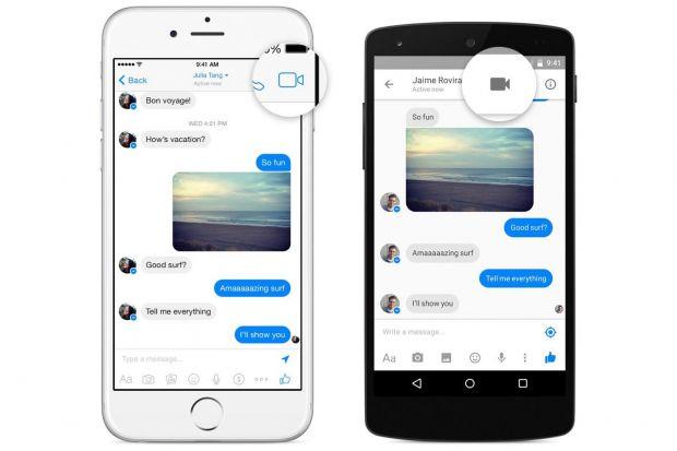 Facebook Messenger primeste o noua functie! Cum poti vorbi acum cu prietenii