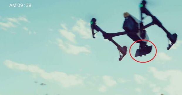 Primul clip oficial cu LG G4 a fost filmat dintr-o drona. Video