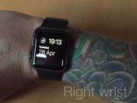 Apple Watch nu functioneaza la persoanele cu tatuaje pe incheietura! Ce se intampla cand il pui la mana VIDEO