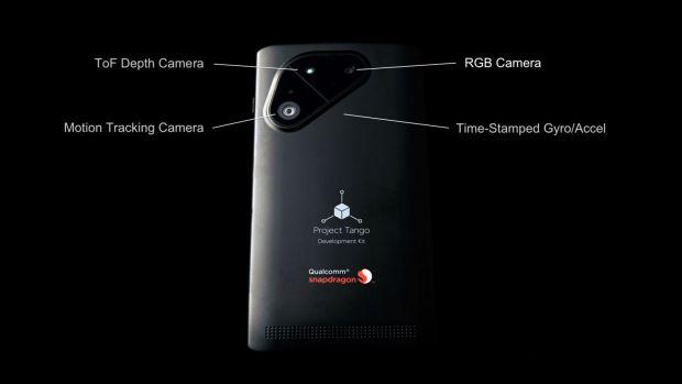 Telefonul care intelege spatiul ca un om, la un pas de lansare. Google si Qualcomm lucreaza impreuna la Project Tango