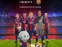 Oppo a devenit partener oficial al clubului FC Barcelona pentru urmatorii 3 ani