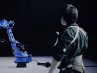 Primul robot-samurai! Manuieste sabia la fel de bine ca un maestru in artele martiale! VIDEO