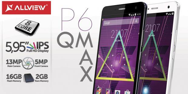 Allview a lansat un nou telefon cu ecran de 5.95 inch, disponibil la precomanda. Cat costa