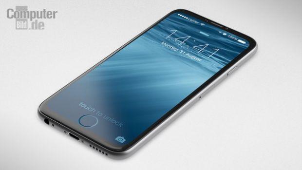 iPhone 7? Apple lucreaza la un design SF de telefon! Ce se intampla cu butonul de Home