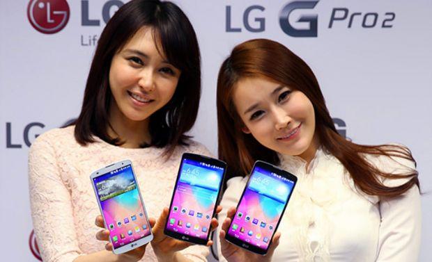 LG G Pro 3, specificatii cu adevarat SF! Ce se intampla cand privesti telefonul