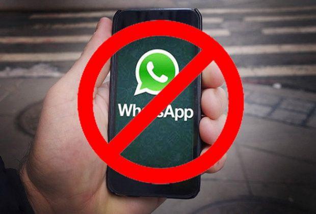 WhatsApp va fi interzisa in cateva saptamani!  Anuntul care va enerva milioane de oameni