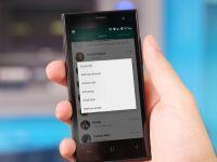 WhatsApp s-a schimbat de 5 ori in 24 de ore! Ce se intampla cu aplicatia