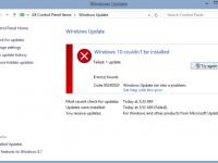 Windows 10: cum scapi de eroarea 80240020, ca sa il poti instala