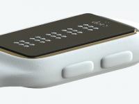 Acesta e primul smartwatch pentru nevazatori. Cum poate fi folosit. VIDEO