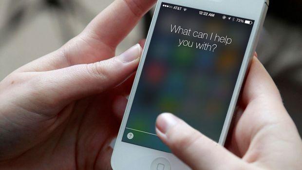 Apple lucreaza la o noua functie pentru Siri