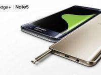 Samsung a lansat noile Galaxy Note 5 si Galaxy S6 Edge+! Surpriza a venit la final! Ce au prezentat in premiera