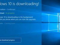 Microsoft a dat lovitura cu Windows 10! Pe cate zeci de milioane de calculatoare s-a instalat in doar 20 de zile