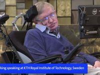 Stephen Hawking anunta ca a rezolvat o problema veche de 40 de ani! Ce spune despre paradoxul gaurii negre