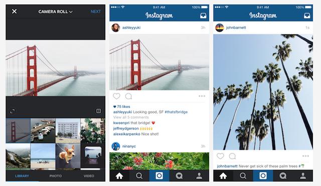 Schimbare majora la Instagram! Ce vei putea face de acum