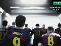 Imaginea care anunta ce urmeaza in parteneriatul dintre Oppo si FC Barcelona. Ce s-ar putea intampla pe 8 septembrie