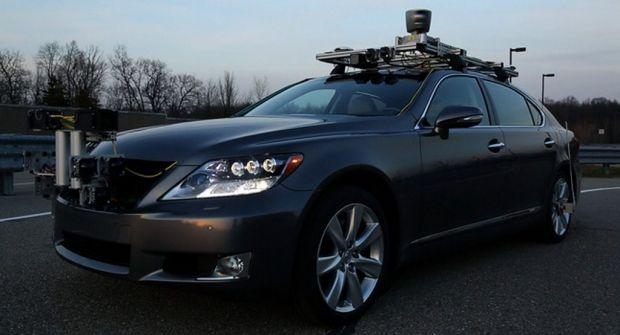 O romanca ar putea dezvolta primele masini autonome pentru Toyota