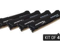 HyperX lanseaza memoria Savage DDR4