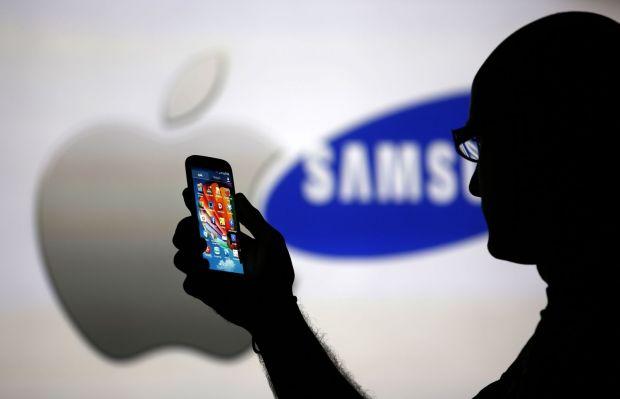Justitia americana spune ca Samsung a  imprumutat  un element esential de la iPhone