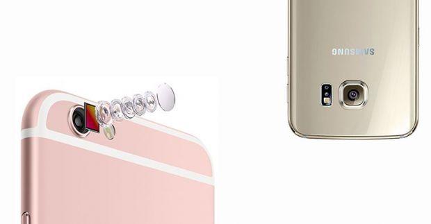 Duelul titanilor: LG G4, iPhone 6, iPhone 6s si Samsung Galaxy S6! Care este telefonul cu cea mai tare camera