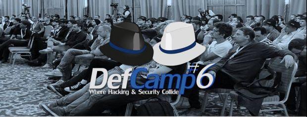 DefCamp, cea mai mare conferinta de securitate cibernetica din Romania, aduce hackeri buni din toata lumea