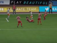Cele mai frumoase goluri marcate in aceasta saptamana la FIFA 16