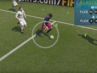 Tutorial publicat de EA Sports: cum sa faci elastico in FIFA 16
