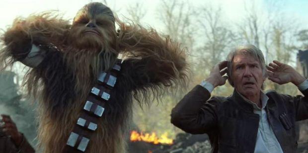 Un barbat cu cancer in faza terminal este prima persoana care a vazut filmul Star Wars: Trezirea Fortei
