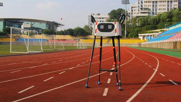 Chinezii au doborat recordul pentru cea mai lunga distanta parcursa de un robot