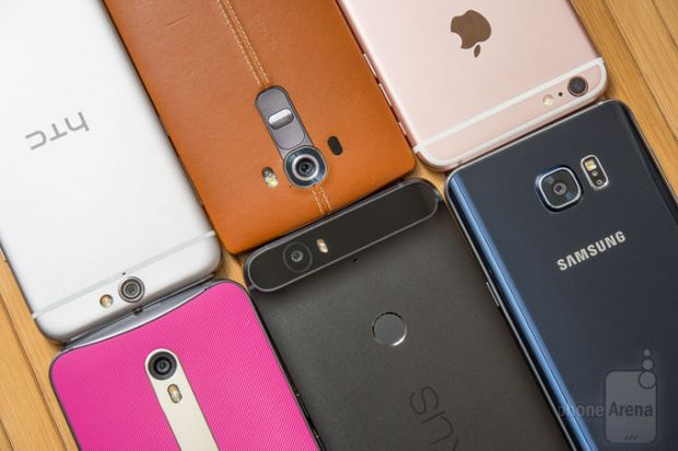 Care are camera cea mai buna? iPhone 6s Plus vs Nexus 6P, Galaxy Note 5, LG G4, Moto X Pure Edition, HTC One A9