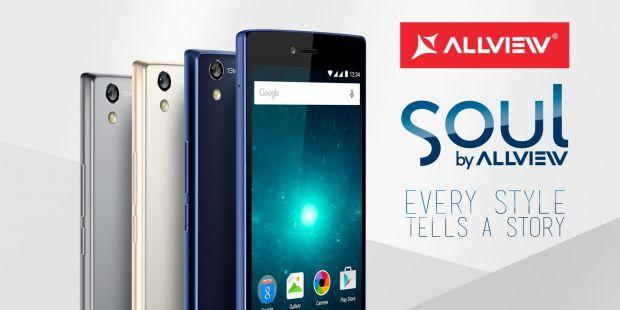 Allview a lansat oficial telefonul X2 Soul Style. Ce specificatii are si cat va costa