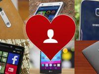 iPhone 6s este abia pe locul 10! Iata clasamentul celor mai populare smartphone-uri din lume