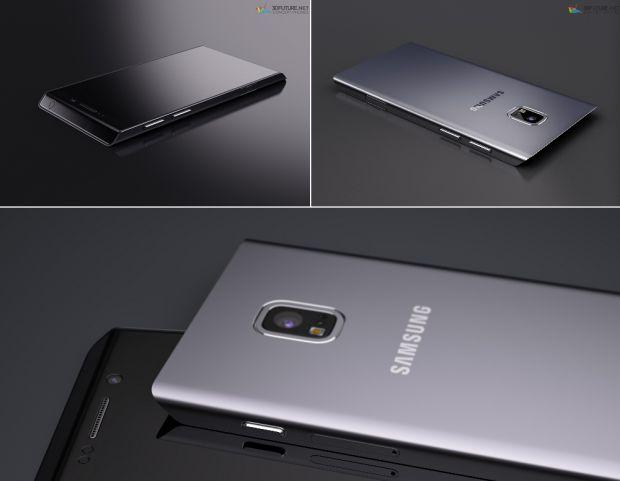 Asa va fi Samsung Galaxy S7! Specificatiile telefonului au aparut pe internet