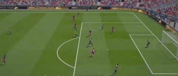 Cele mai frumoase goluri din ultima saptamana la FIFA 16