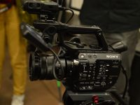F64 si Sony lanseaza in Romania camera video profesionala PXW-FS5