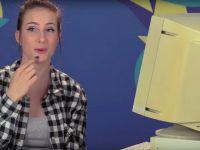 Cum reactioneaza adolescentii cand vad cum arata Windows 95:  Cum intri pe internet fara Wi-Fi?!