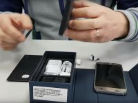 Unboxing si Hands-on Samsung Galaxy S7. Ce gasesti in cutie cand o deschizi prima data