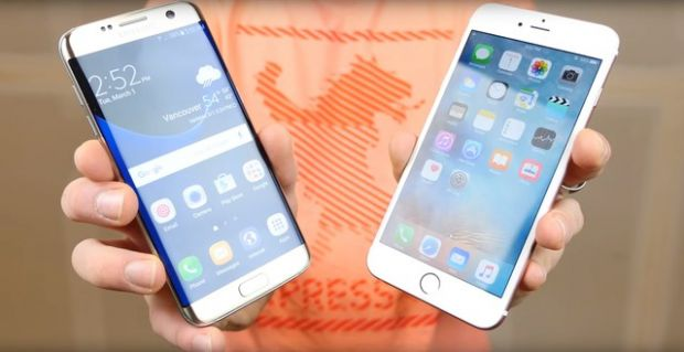 Testul pe care toata lumea voia sa-l vada! Care telefon are camera mai buna: Galaxy S7 Edge sau iPhone 6s Plus