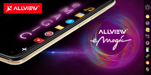 Allview lanseaza aplicatia Magic Touch si smartphone-ul P6 eMagic