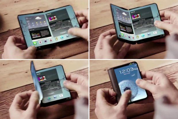 Samsung poate da lovitura cu acest telefon, care va revolutiona lumea gadgeturilor. Este in stadiu avansat