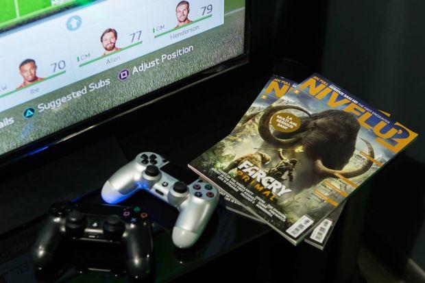 Revista de gaming NIVELUL2 lanseaza un nou numar. Cine sunt oamenii care testeaza si scriu despre cele mai noi jocuri video