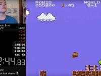 Mai tii minte jocul Super Mario? Ce a reusit un pusti este incredibil! In cat timp a terminat tot jocul