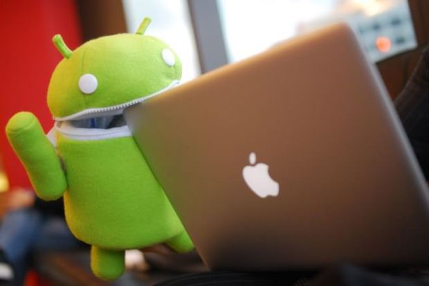 iOS este de 2 ori mai tare decat Android desi are mult mai putini utilizatori! Veste extraordinara pentru Apple