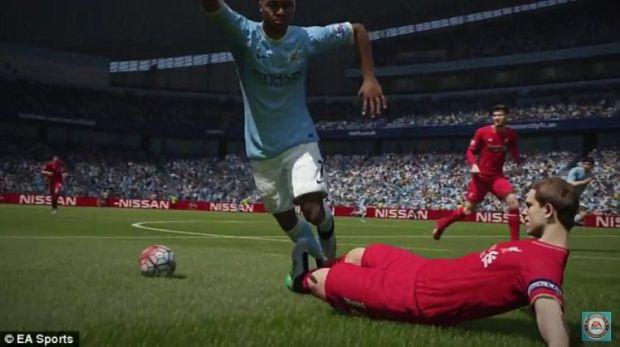 Un jucator din Premier League a fost sters din FIFA 16